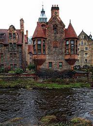 Medieval, Edinburgh,