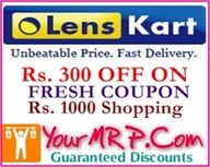 Flat Rs 300 Off on p