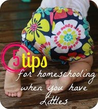 Tips for Homeschooli