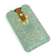 Leather Phone Case –