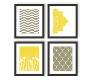 Modern Art Prints in