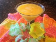 SUNRISE MAI TAI * Rum, Triple Sec * orange, lime, hint of almond * by the pitcher or glass * - Cindys ON-Line recipe box