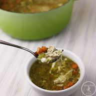 Paleo Chicken Soup