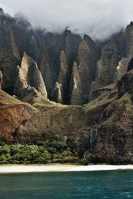 Kalulau Trail, Kauai