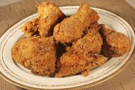 Southern fried chick...