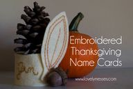 Thanksgiving Name Ca