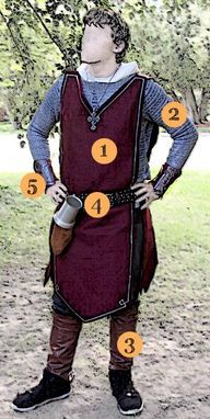 DIY Knight Costume -