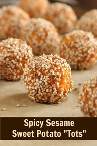 Spicy Sesame Sweet P