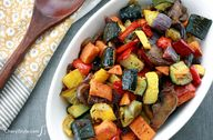 Roasted vegetable me