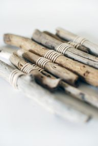 driftwood weaving, gorgeous craft to make on summer holidays