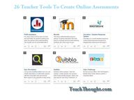 26 Teacher Tools to