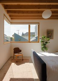 A Secluded Modern Sanctuary for a Young Family in San Franciscos Mission District - Design Milk