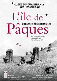 musée du quai Branly - Jacques Chirac - Production - musée du quai Branly - Jacques Chirac - L'île de Pâques, l'odyssée des fantasmes