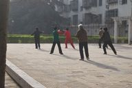 Learning Tai Chi- Wh