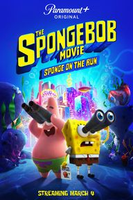 The Spongebob Movie: Sponge On The Run Out Now!