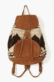 Flores Backpack in W