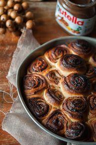 Nutella rolls | Gour