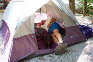 Dog Camping Tips ~ H