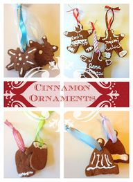 {Holiday Craft} Cinn