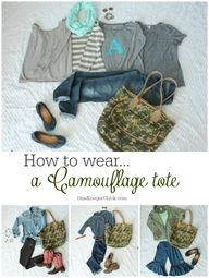 How to style…Camoufl