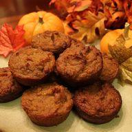 Pumpkin Muffins - al