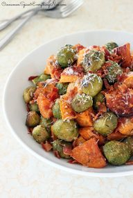 Roasted Sprouts, Swe