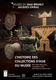 musée du quai Branly - Jacques Chirac - Production - musée du quai Branly - Jacques Chirac - Histoire des collections dAsie du musée