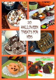 Halloween Treats for
