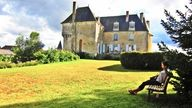 a french chateau via