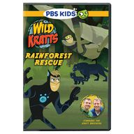 New Wild Kratts Rain