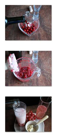 Cranberry Cocktail: