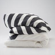 Charcoal Stripe Line
