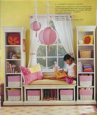 create window seat w...