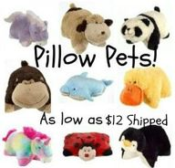 PILLOW PETS MAKE THE