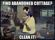 Fun Snow White Meme!