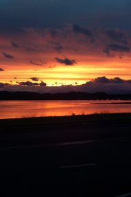 Fantastic sunset @ar
