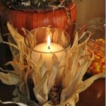 Barn Wedding Candle