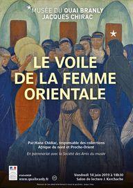 musée du quai Branly - Jacques Chirac - Production - musée du quai Branly - Jacques Chirac - Le voile de la femme orientale