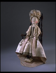 Lady Clapham (Doll)