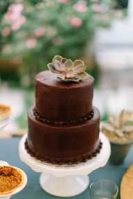 Chocolate cake! Phot