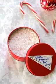 DIY beauty gift bask