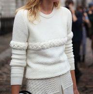 Fall knits.