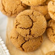 Gluten-Free Molasses Cookies - Meaningful Eats