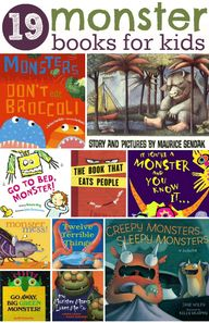 19 monster books for