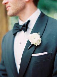 Classic groom