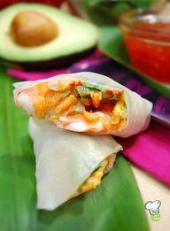 Shrimp Rolls Recipe