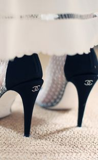 Chanel Lace Pumps ♥