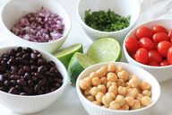 Fiesta Bean Salad |