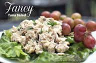 Fancy Tuna Salad #re