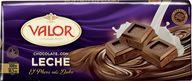 Delicioso chocolate con leche